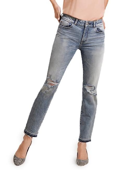 DL1961 Mara Ankle Straight Leg Jeans | Hermosaz