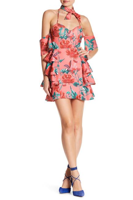 Few Moda Anna Floral Print Dress | Hermosaz