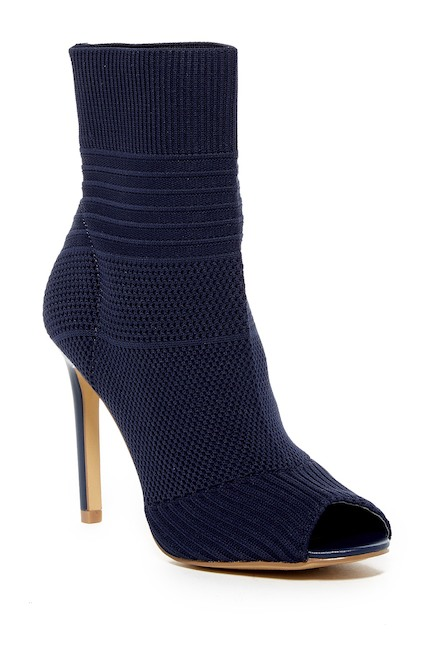 Charles By Charles David Irene Stretch Knit Bootie | Hermosaz