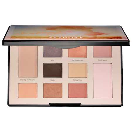 Sephora Collection Colorful Eyeshadow Filter Palette | Hermosaz