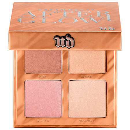 Urban Decay Afterglow Highlighter Palette | Hermosaz