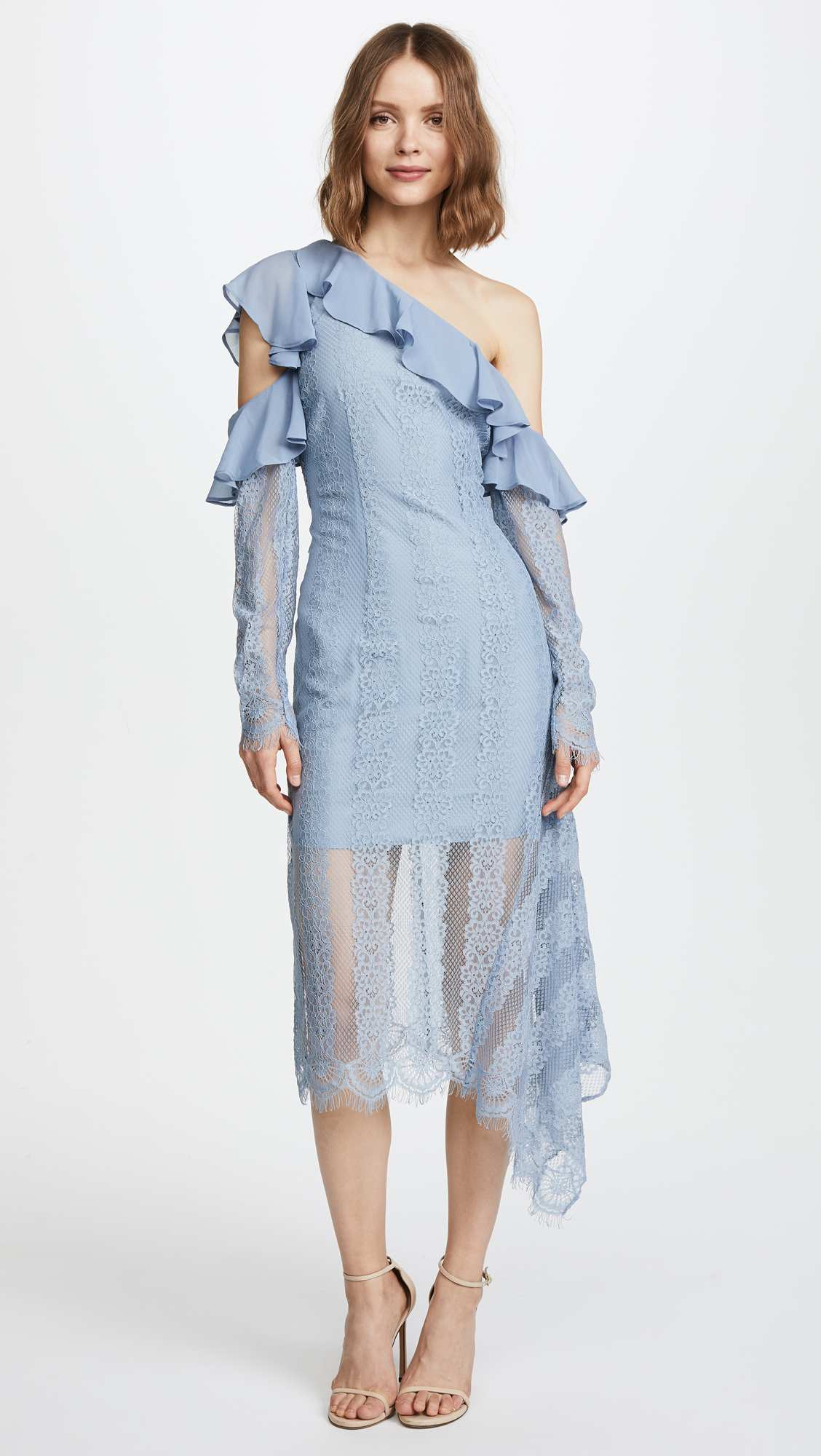 Keepsake Better Days Lace Dress   | Hermosaz