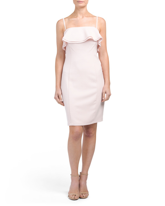 KARL LAGERFELD Sleeveless Cocktail Dress | Hermosaz