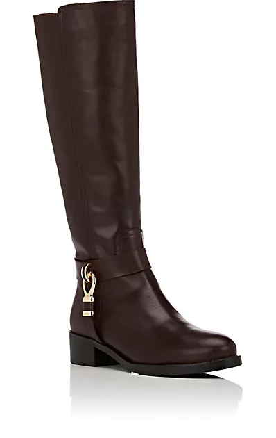 Leather Riding Boots | Hermosaz