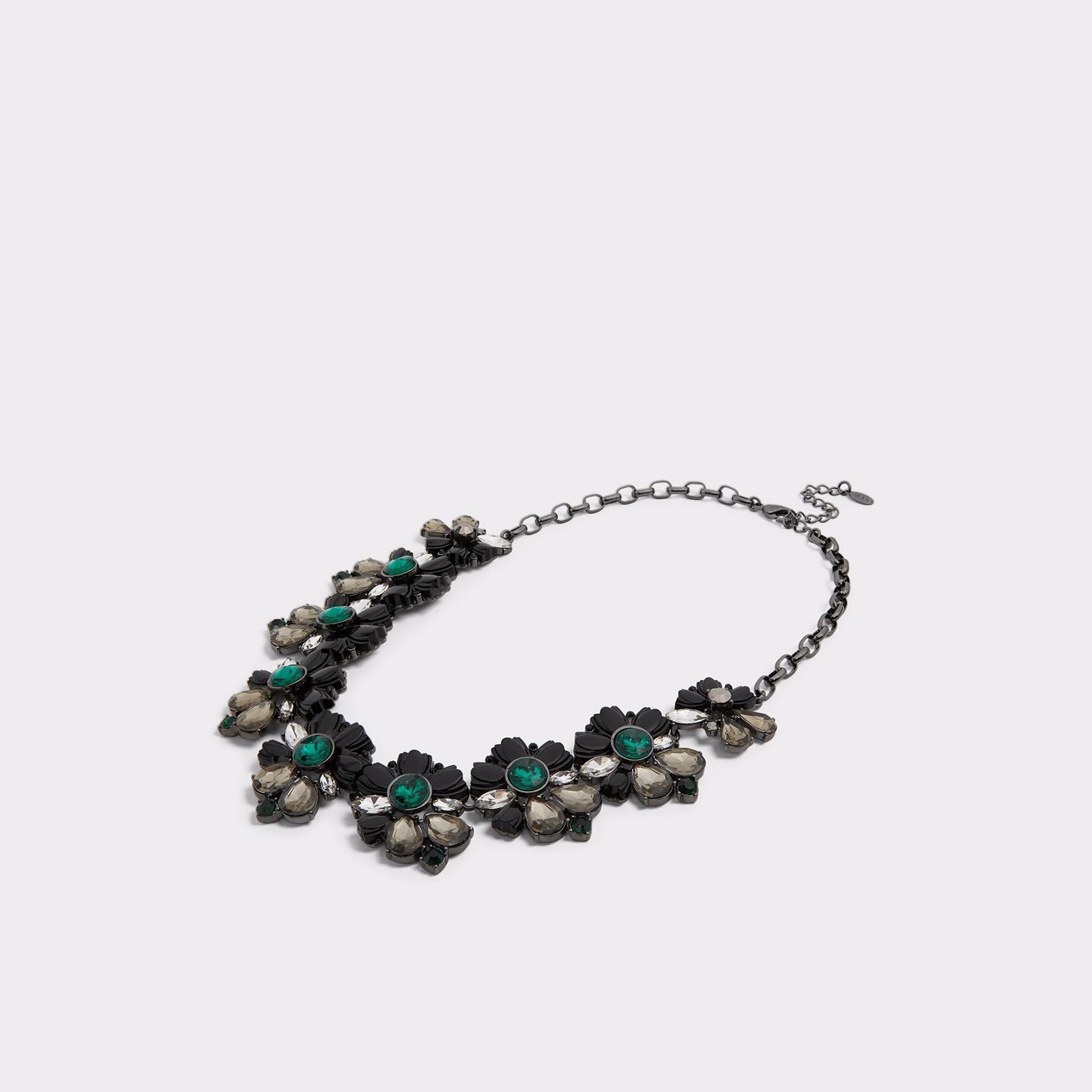 Yelia Grey Women's Necklaces
