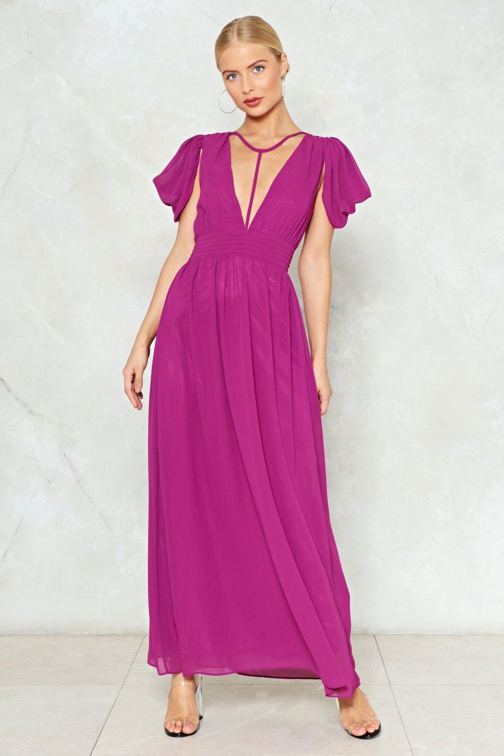 Harness Your Talents Maxi Dress