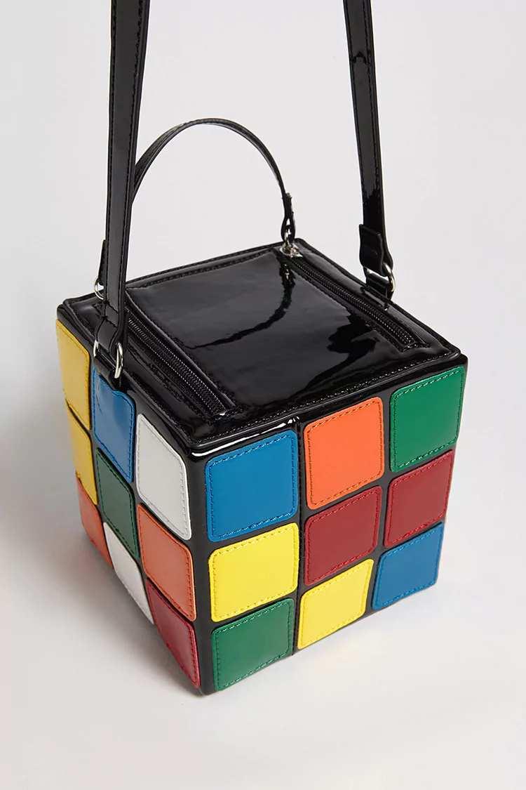 Patent Leather Crossbody Bag | Hermosaz