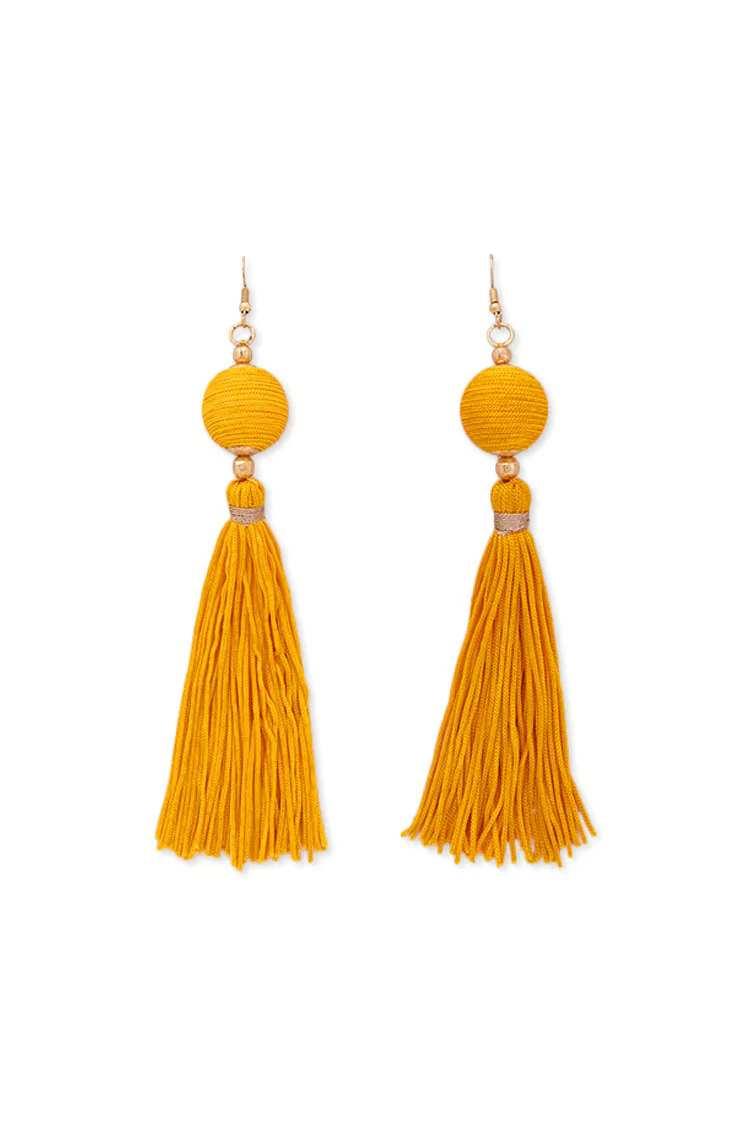 Tassel Duster Earrings | Hermosaz