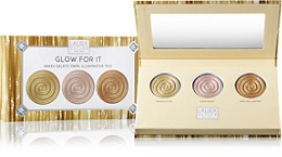 LAURA GELLER Glow For It Baked Gelato Swirl Illuminator Trio