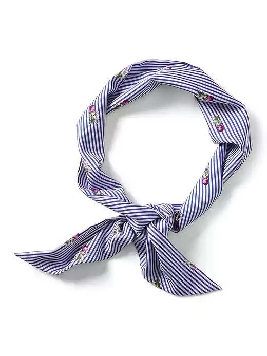 Pineapple Stripe Neckerchief