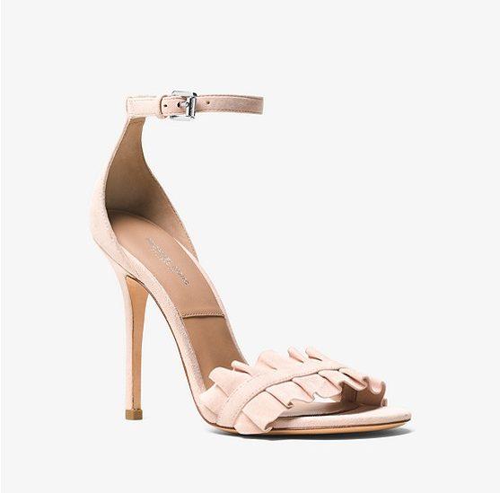 Priscilla Suede Sandal