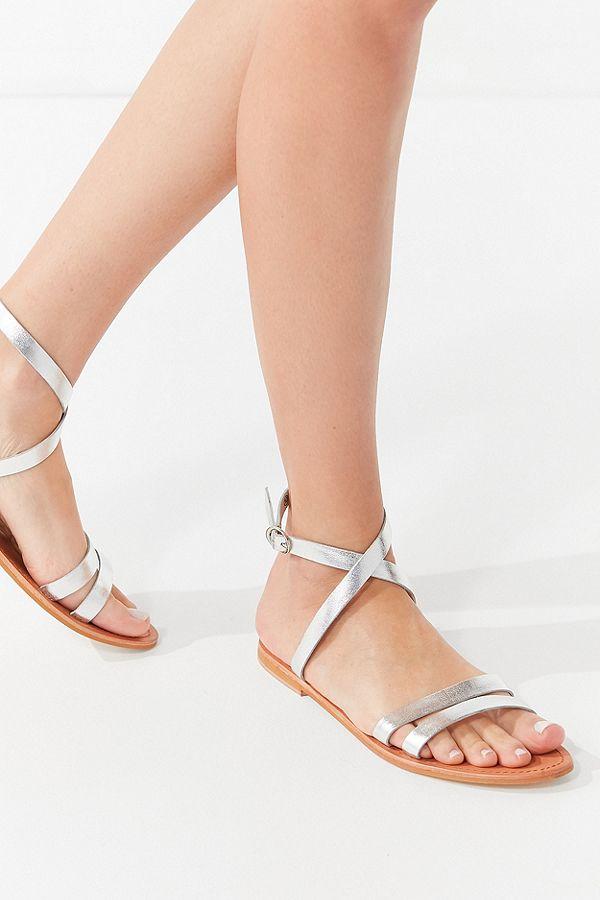 Cleo Wrap Sandal