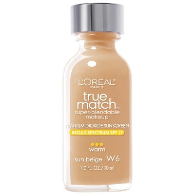 L'Oreal® Paris True Match Super-Blendable Makeup