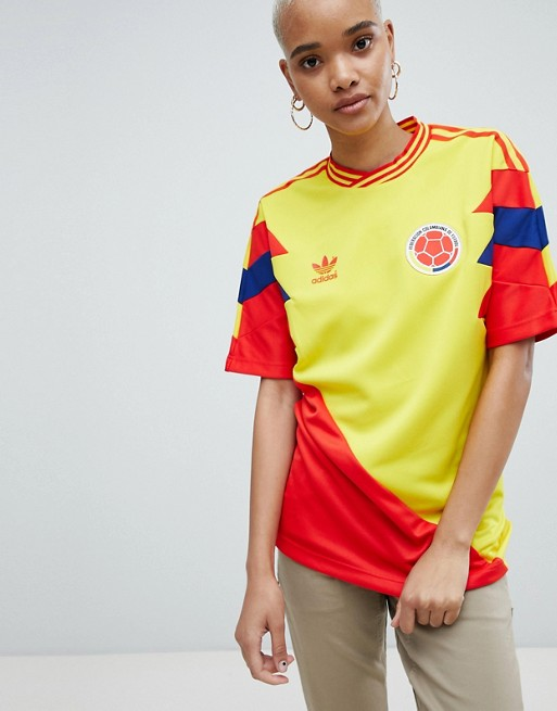 adidas Originals Colombia Mashup Soccer Shirt