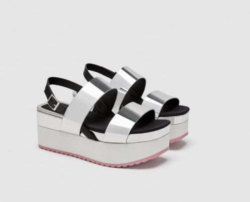 The 3 Sporty Platform Sandals You Need
