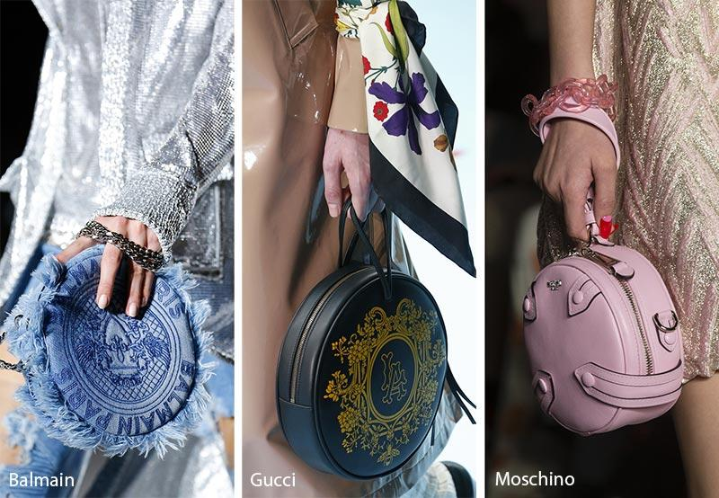 Fall Accessory Trend This 2018 Are Circular Bags