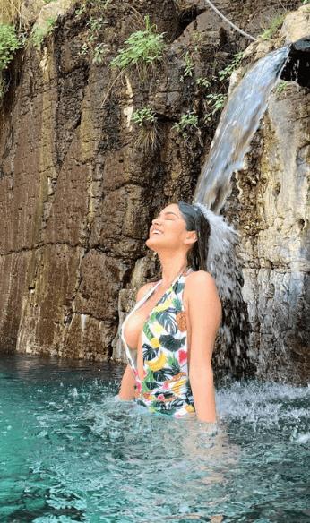 Paloma waterfall photo