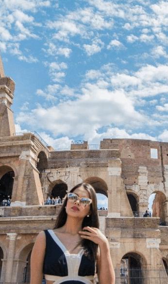 Paloma in Rome