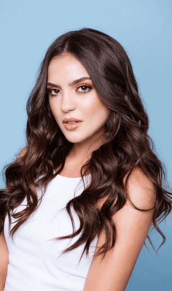 Viviana natural look