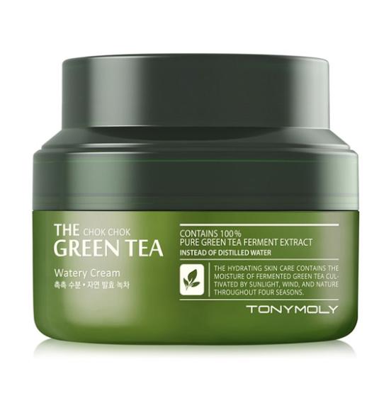 Tonymoly green tea