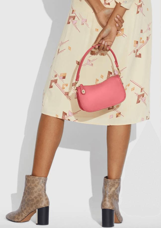 Hermosaz x Coach versatile purse