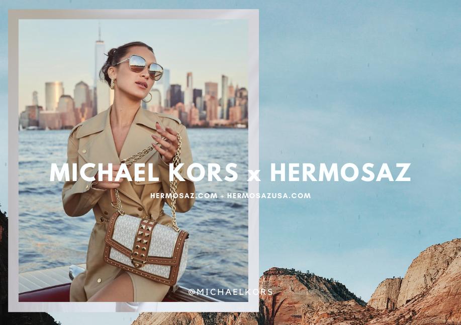 Michael Kors x Hermosaz