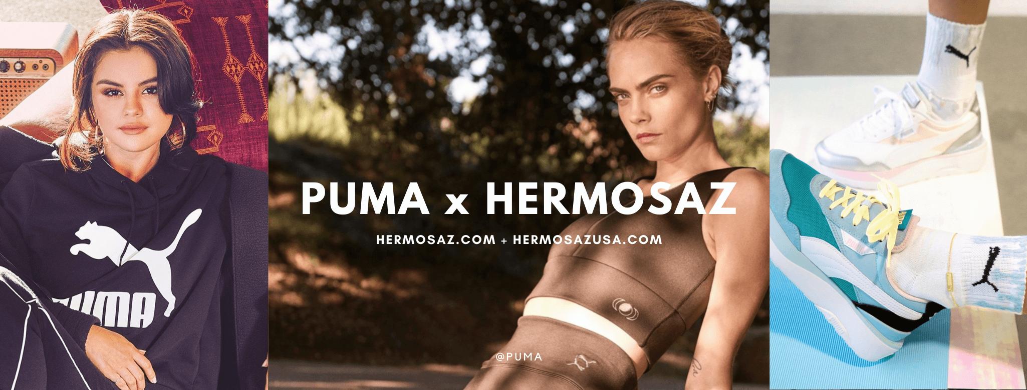 Puma x hermosaz