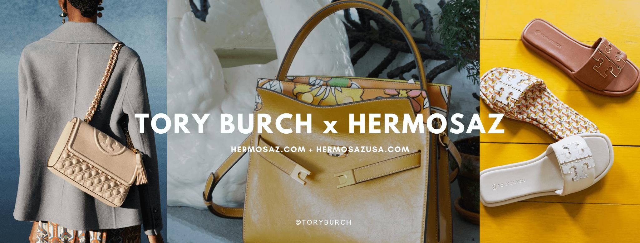Tory Burch x Hermosaz