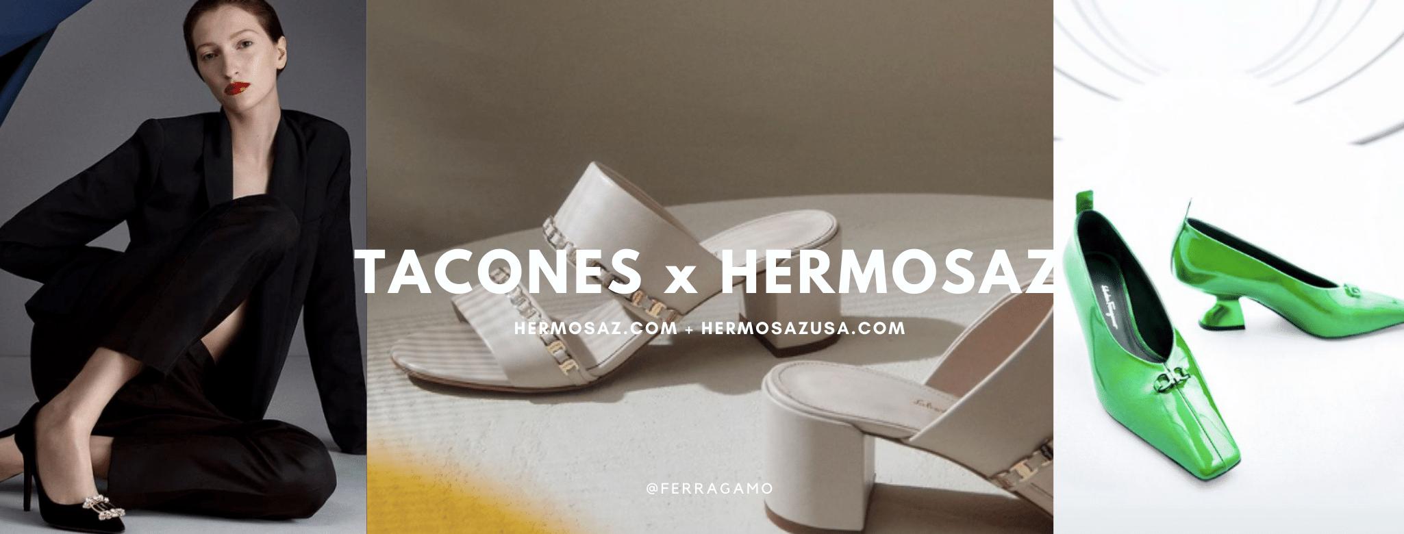 Tacones x Hermosaz