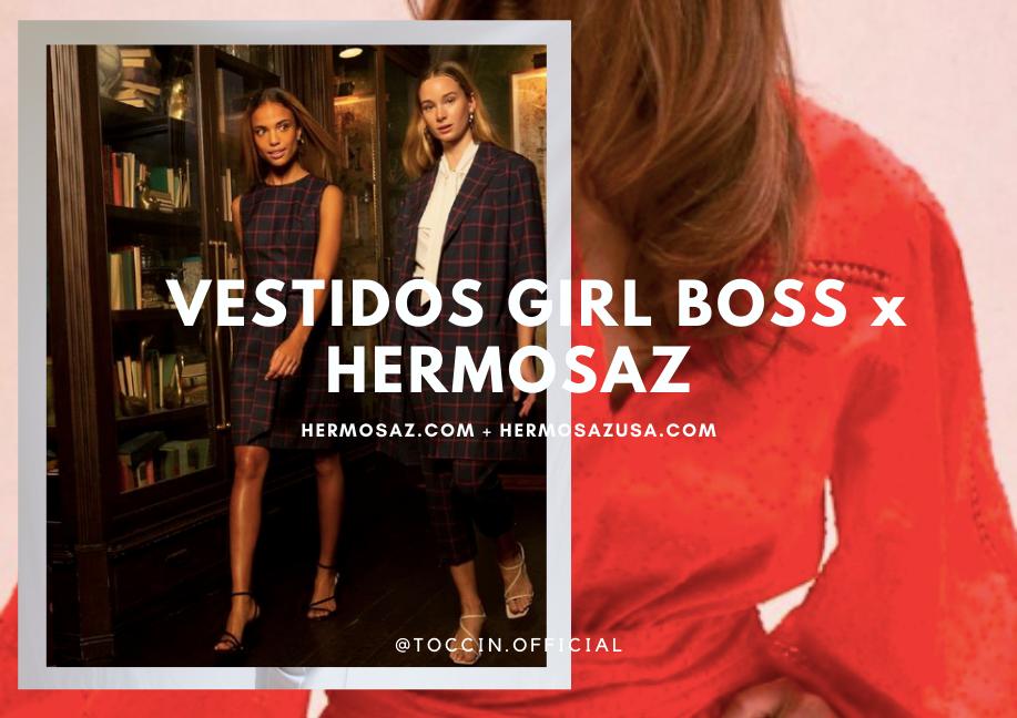 Vestidos de Girl Boss x Hermosaz