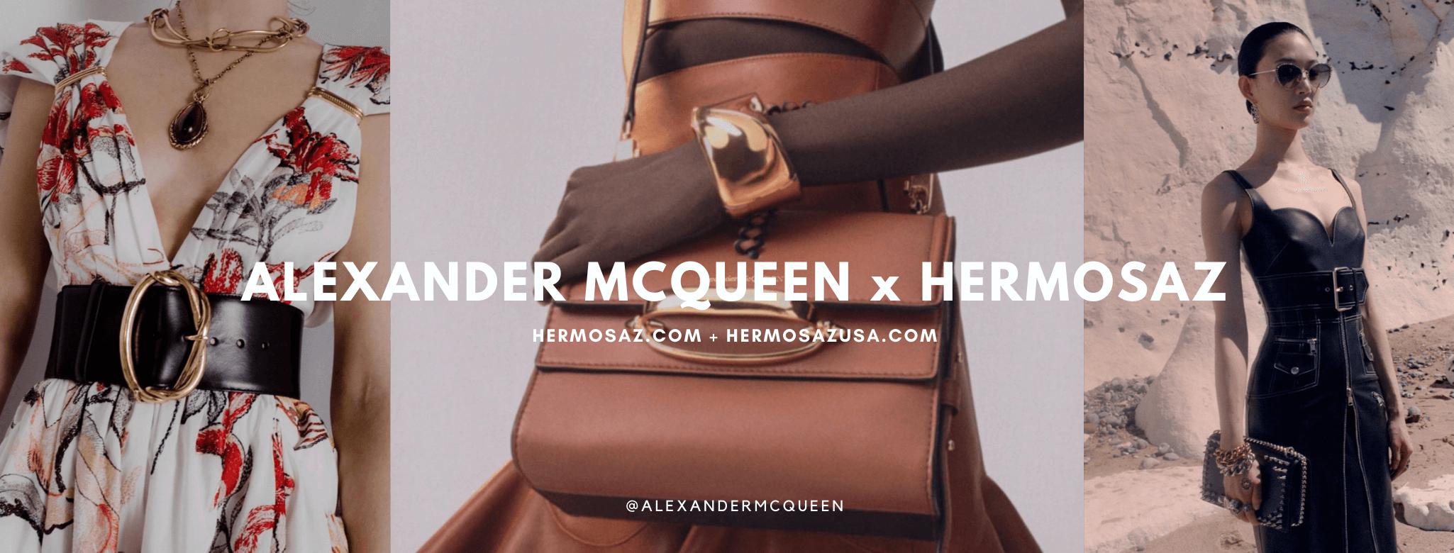 Alexander McQueen x Hermosaz