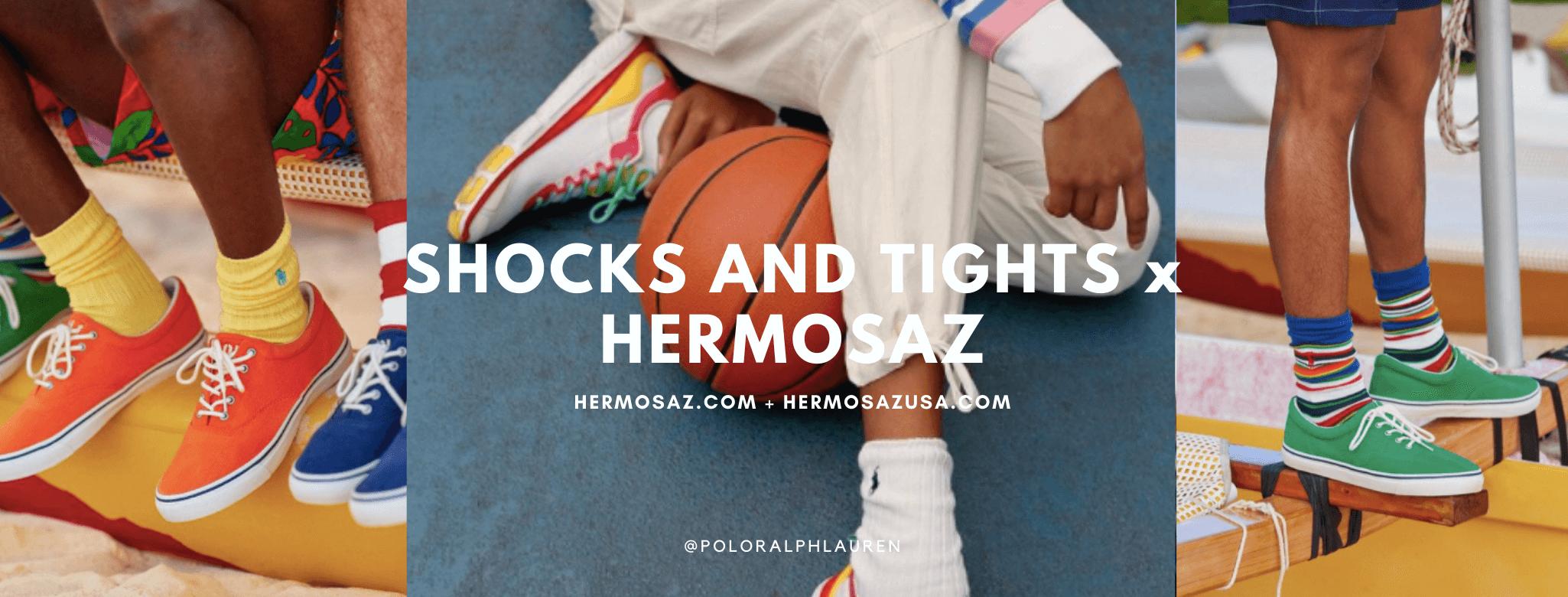 Shocks and tights x Hermosaz