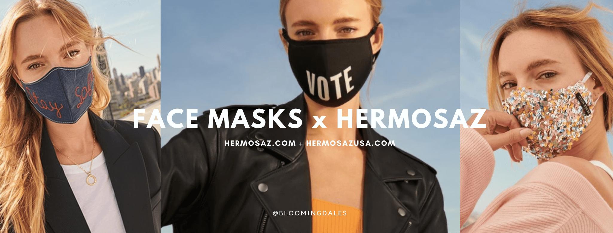 Face Mask x Hermosaz