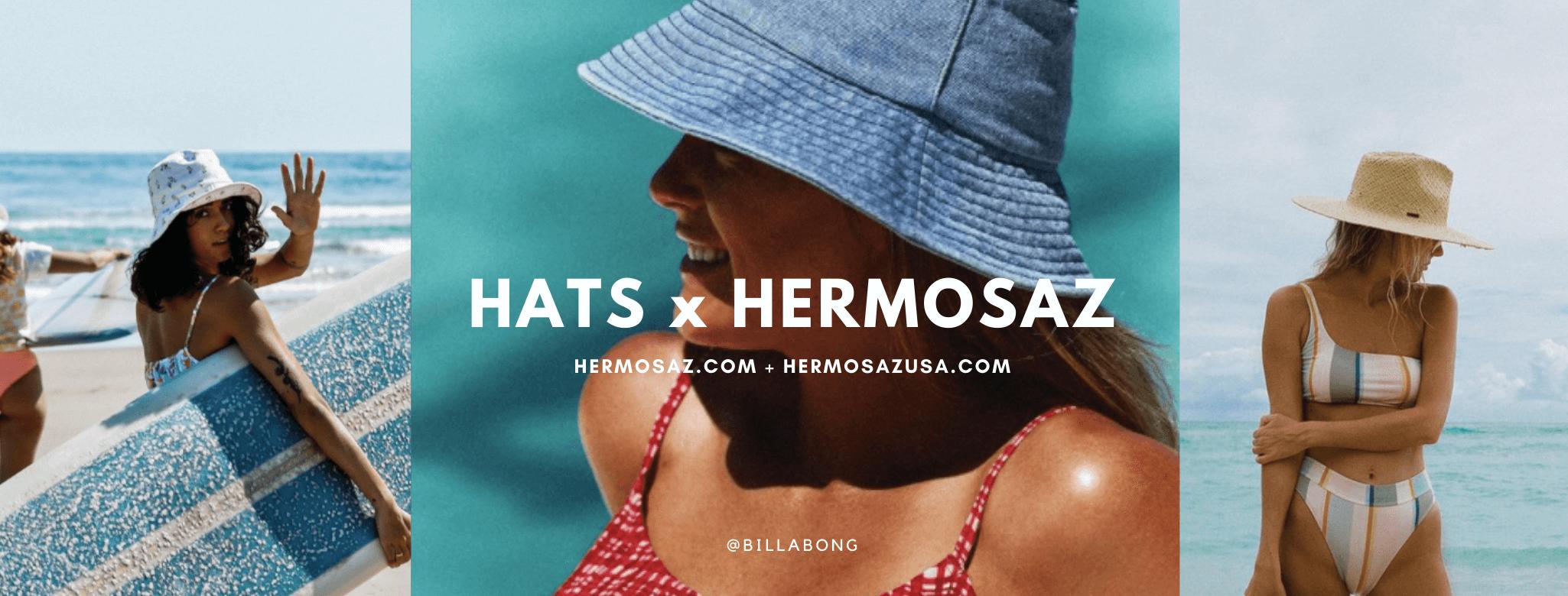 Hats x Hermosaz