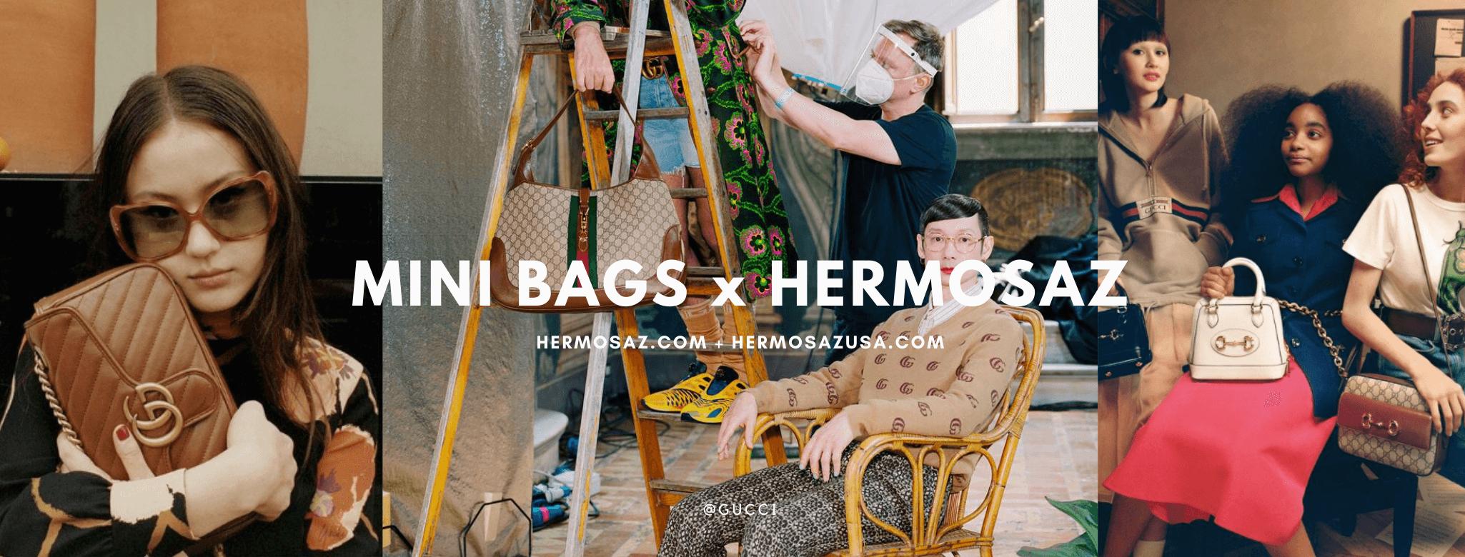 Mini Bags x Hermosaz