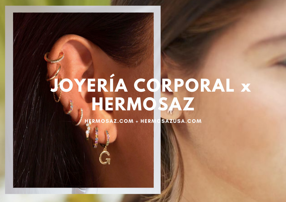 Joyeria Corporal x Hermosaz