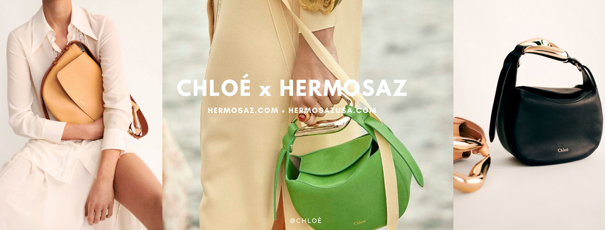 Chloe x Hermosaz