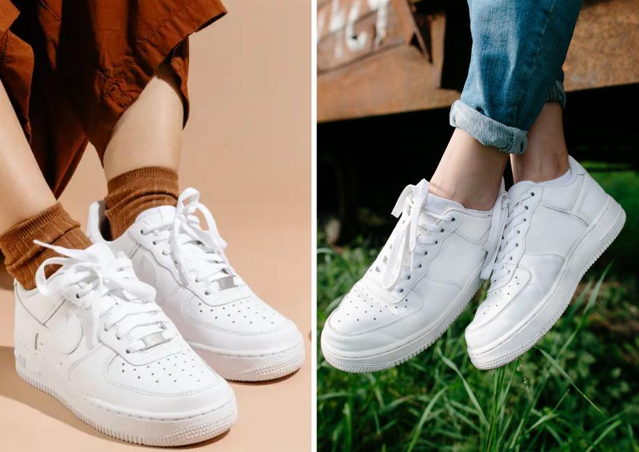 Sneakers blanco