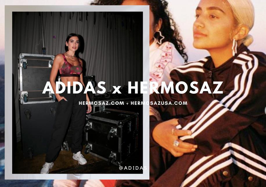 Adidas x Hermosaz