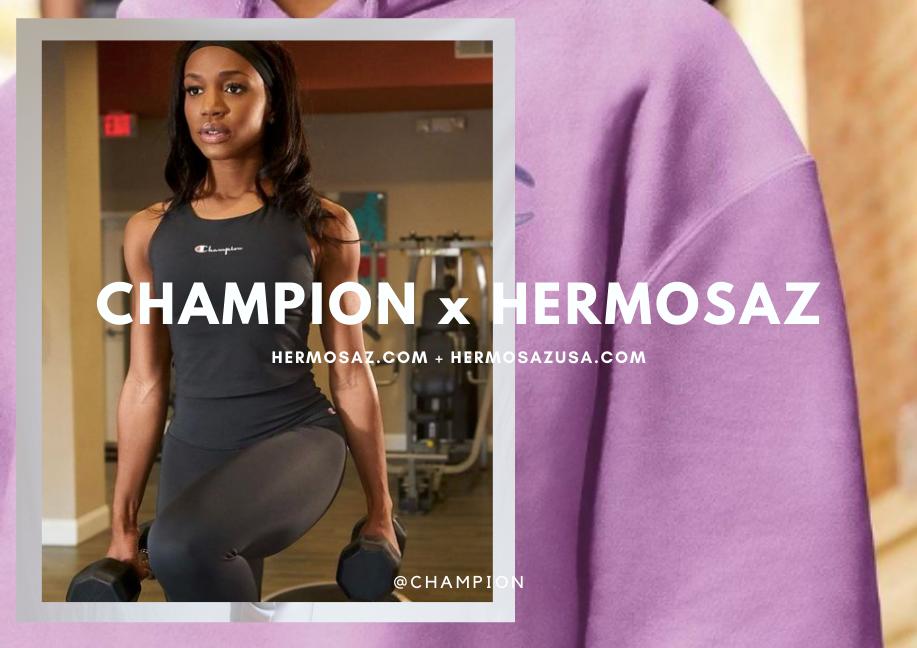 Champion x Hermosaz