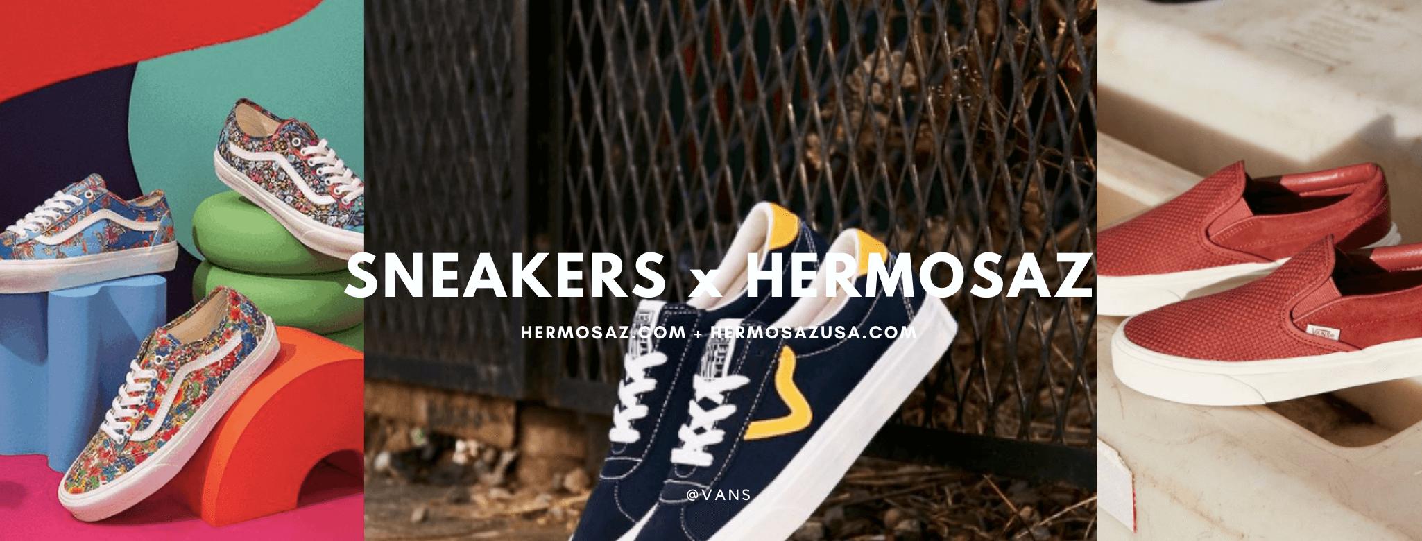 Sneakers x Hermosaz