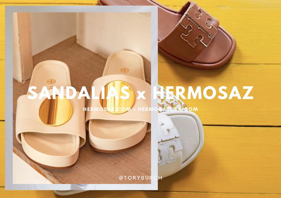 Sandalias x Hermosaz