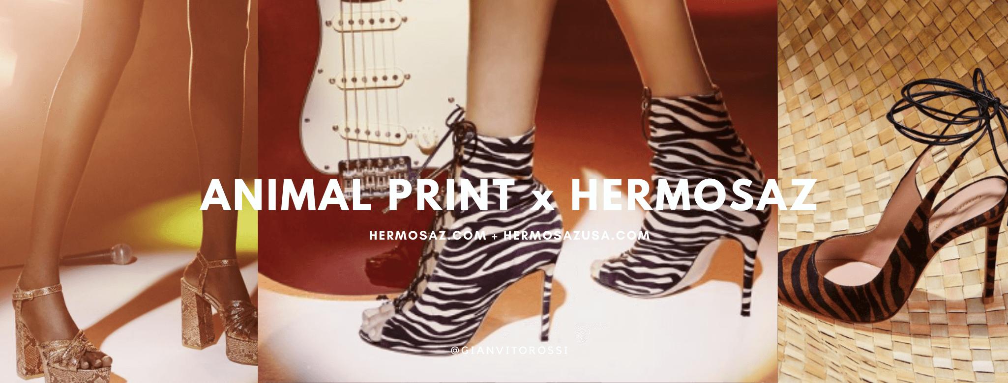 Animal Print x Hermosaz