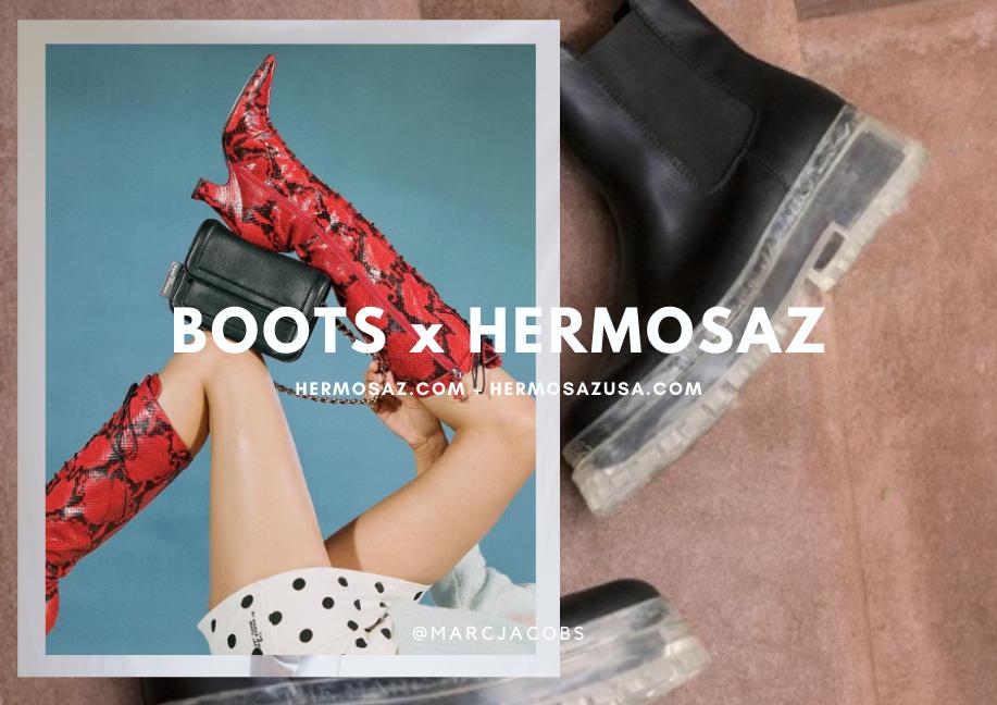Boots x Hermosaz