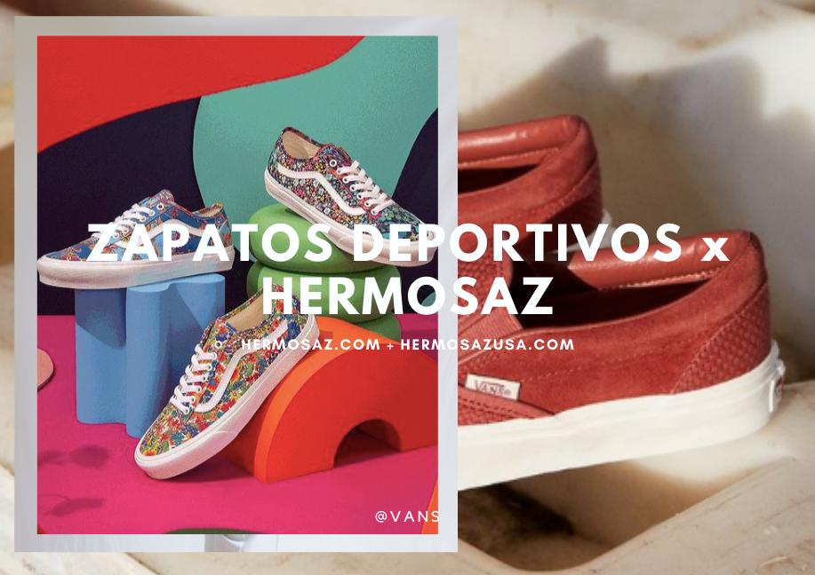 Zapatos Deportivos x Hermosaz