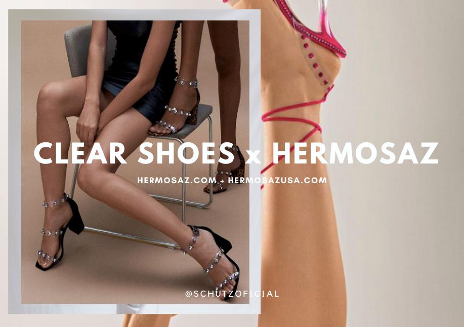 Clear Shoes x Hermosaz