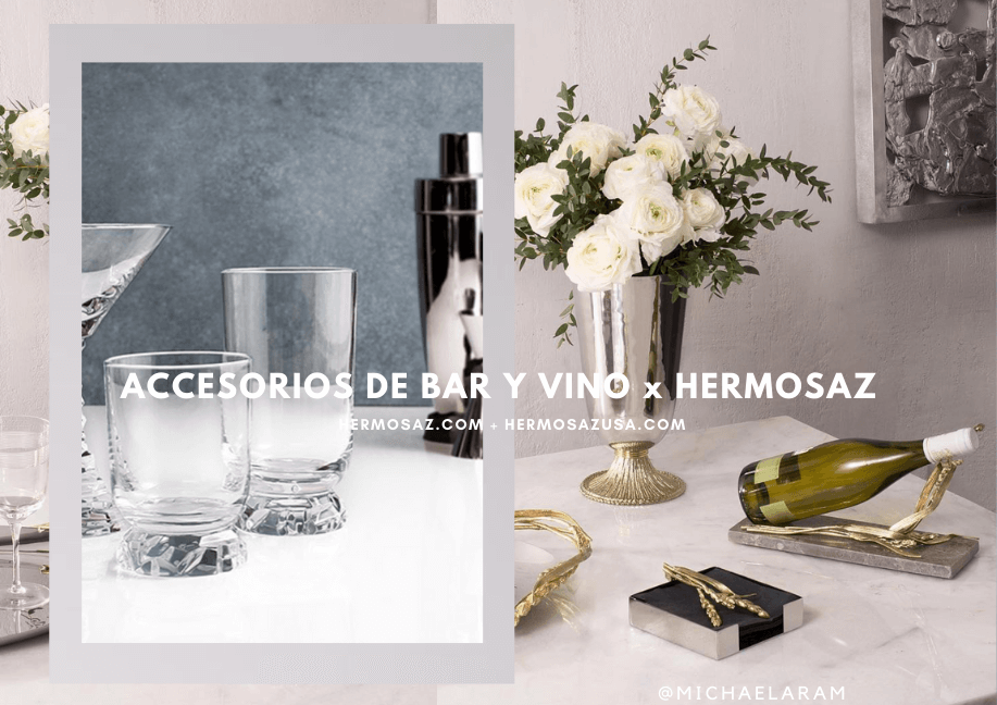 Bar and Wine x Hermosaz