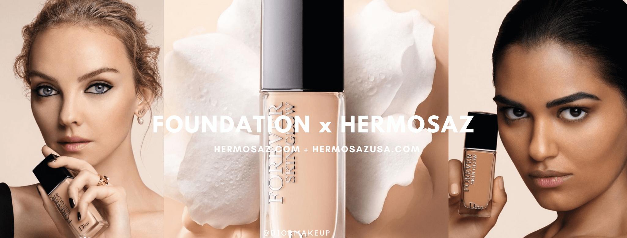 Foundation x Hermosaz