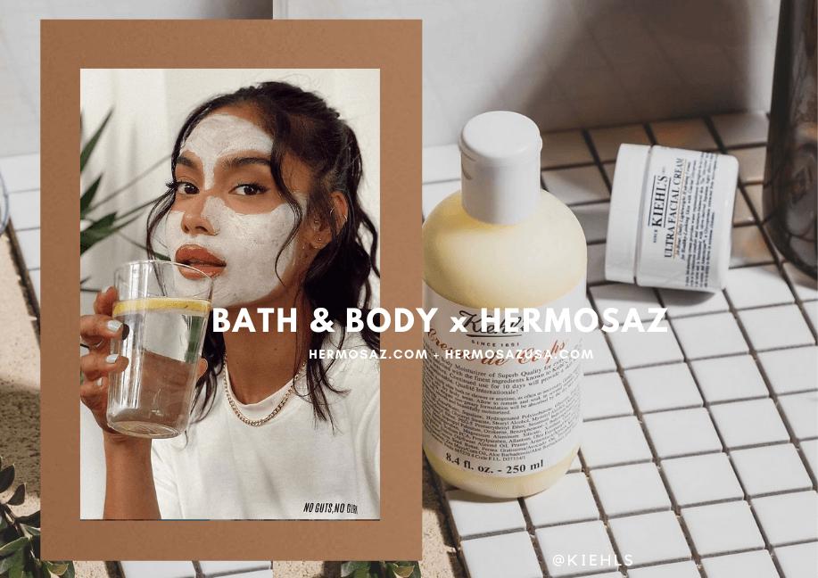 Bath and Body x Hermosaz