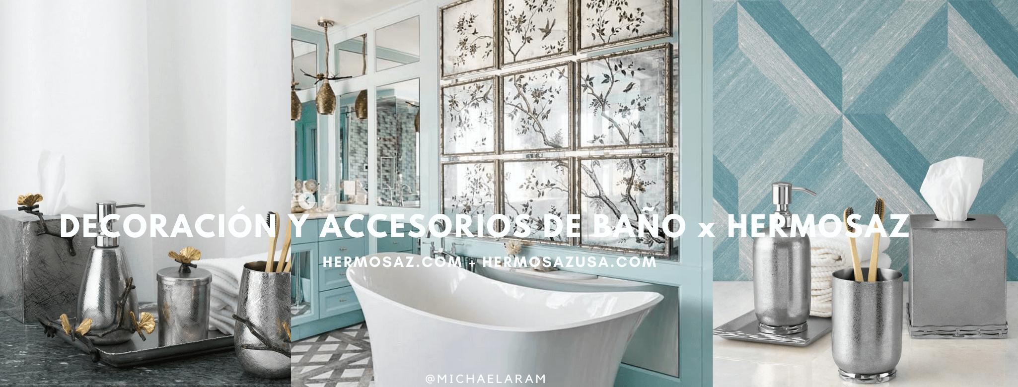 Bathroom decor x Hermosaz